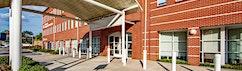 exterior drop off at medhelp urgent care clinic lakeshore homewood
