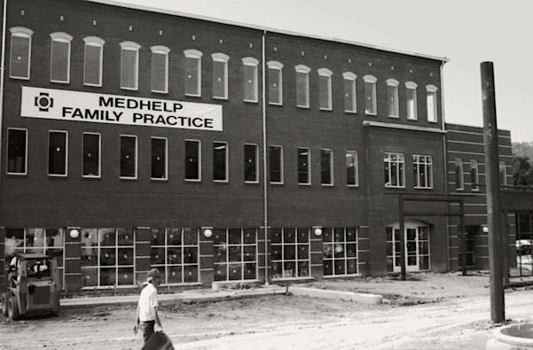 original MedHelp family practice urgent care in Birmingham since 1982